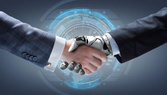 Mākslīgais intelekts – sabiedrotais, nevis aizvietotājs