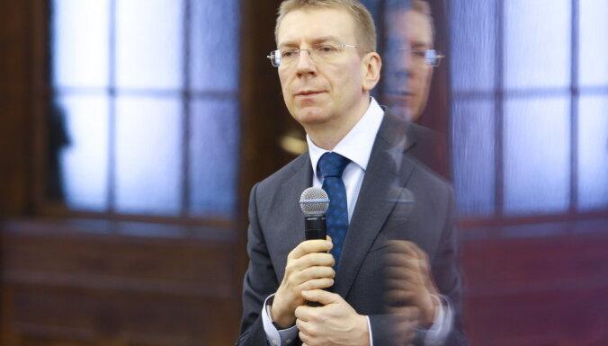 Ринкевич: Для нашей собственной безопасности Латвия может поднять расходы на оборону до 2,5% от ВВП