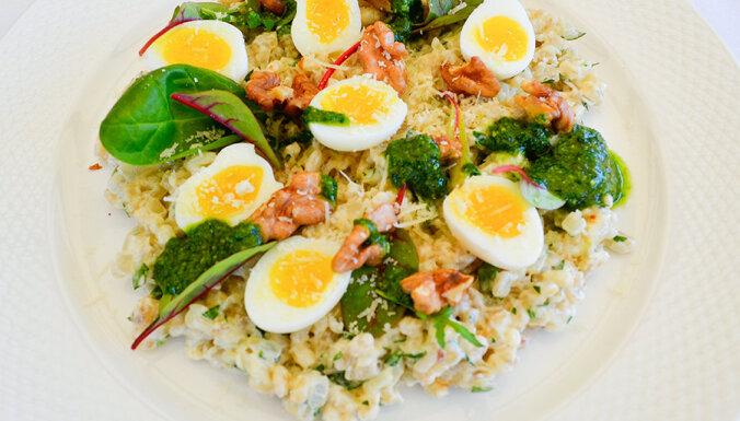 Kā izmantot paipalu olas? Septiņas receptes Lieldienu svētku galdam