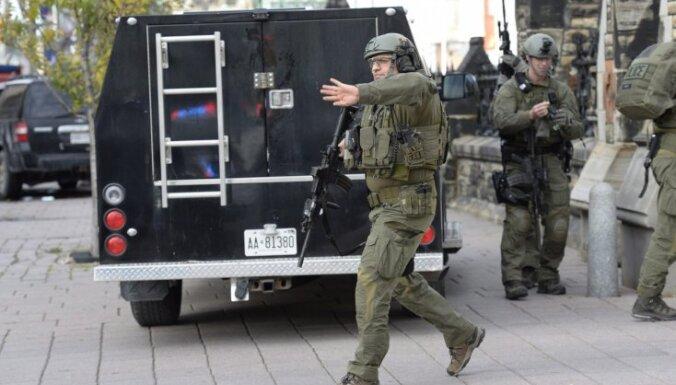 После стрельбы в Оттаве под охрану взяты объекты в США и Австралии