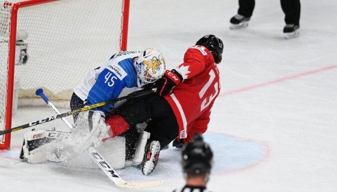 Kanādas likteni pēc zaudējuma 'bullīšos' noteiks Latvija un Vācija
