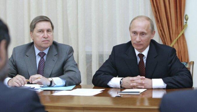 Putina padomnieks pārsteigts par ASV 'rupjo, neveiklo' spiegošanu