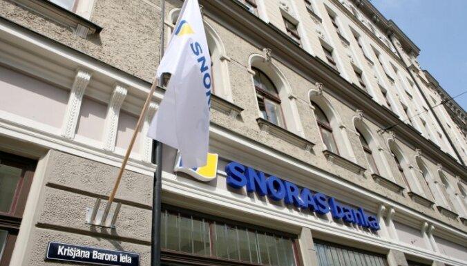 Administrators: 'Snoras' plānoja 2,2 miljonus latu vērtu apvienošanos ar 'Krājbanku'