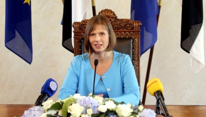 Igaunija Krievijas nebīstas, paziņo Kaljulaida