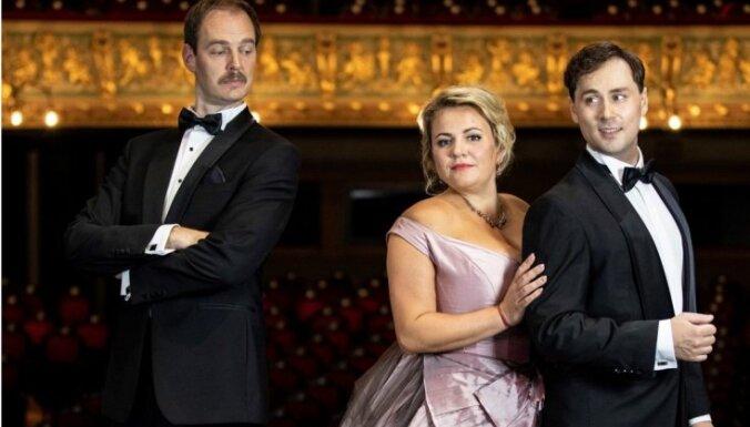 Ar 'Traviatas' izrādēm un debijām jaunās lomās LNOB atgriezīsies opermūzika