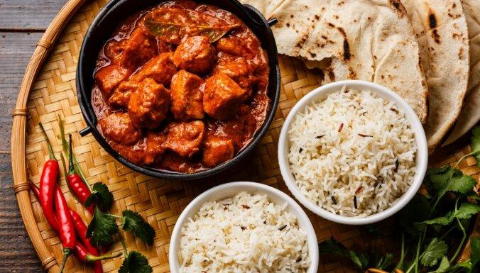 Daudzveidīgā Indijas virtuve: 24 receptes jaunu garšu iepazīšanai