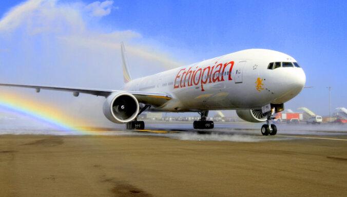 Самолет со 149 пассажирами и 8 членами экипажа разбился в Эфиопии