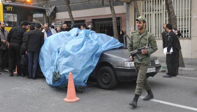 В Иране убит глава штаба по ведению кибервойн