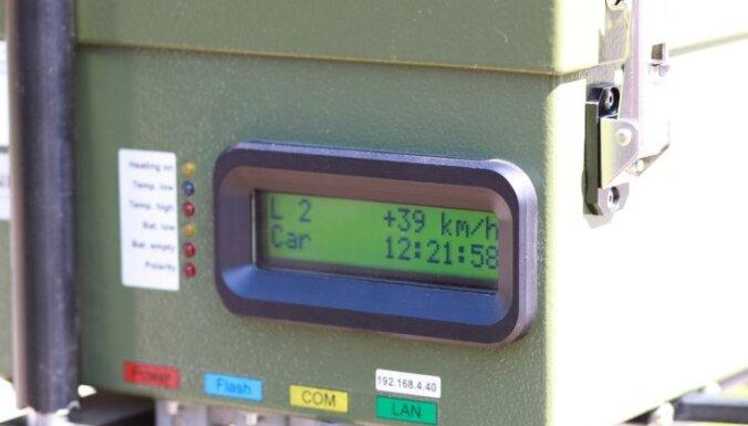 Фоторадары ДБДД за 6,8 млн. евро поставит Reck