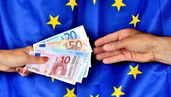 """Газета: часть средств еврофондов может """"уйти"""" из Восточной Европы в Южную"""