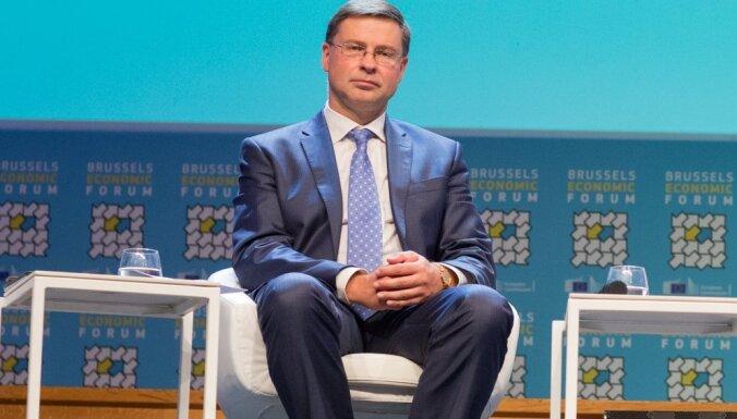 Домбровскис: в настоящее время Латвии не грозит такой кризис, как 10 лет назад