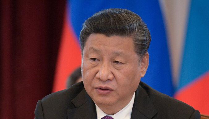 Президента Монголии отправили в карантин на 14 дней после визита в Китай