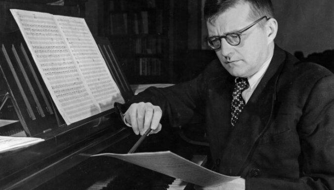 Vai jābaidās no Šostakoviča. Stāsts par komponistu ar 'hamletisko attieksmi pret varu'