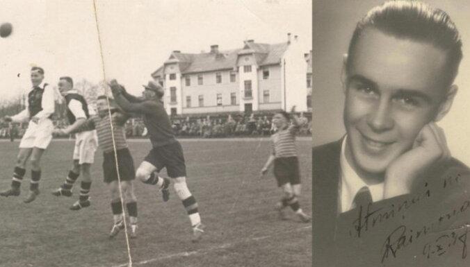 Latvijas sporta vēsture: Daudzpusīgajam Raimondam Neimanim – 105
