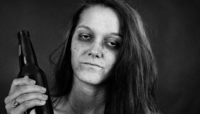 В Вецмилгрависе у пьяных родителей забрали ребенка
