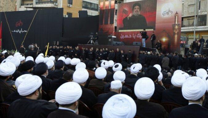 Libānā 'Hezbollah' apsūdz ASV vēstniecību spiegošanā