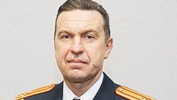 'Šaujiet tieši sejā': baltkrievu amatpersona aicinājusi sakropļot demonstrantus ar Jarigina pistoli