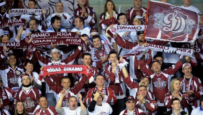 Biļetes uz Rīgas 'Dinamo' nākamo spēli sāks tirgot trešdien no rīta