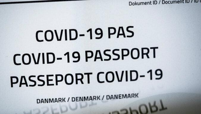 Европарламент утвердил свою позицию по ковид-сертификату ЕС