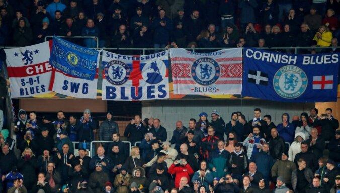 'Chelsea' liedz trim saviem līdzjutējiem apmeklēt spēli Prāgā