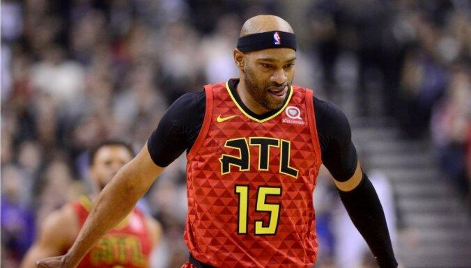 Kārters kļūst par pirmo basketbolistu, kurš NBA spēlējis četrās desmitgadēs