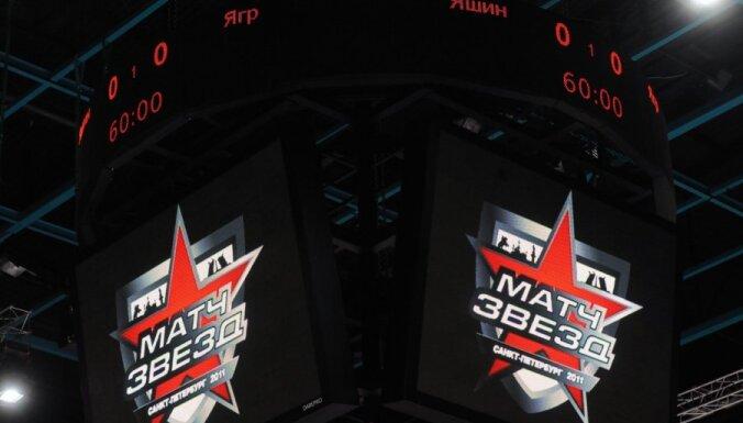 В Риге пройдет презентация Матча Звезд КХЛ-2012