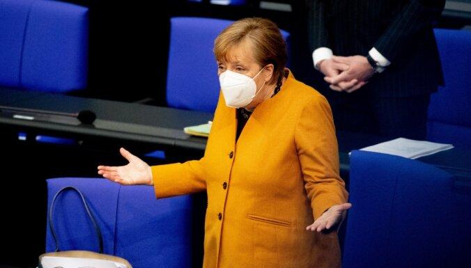 Vācija atceļ Lieldienu lokdaunu; Merkele atvainojas tautai