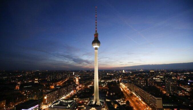Vācija pieļaujot Parīzes tipa teroristu uzbrukumu iespējamību