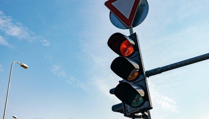 Vairākās vietās Bieriņos plāno 'mierināt' satiksmi