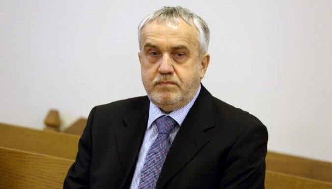"""""""Переговоры олигархов"""": Шкеле не помнит о своей встрече со Шлесерсом в Rīdzene"""