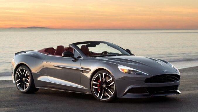 'Aston Martin' paziņo par plāniem debitēt Londonas akciju biržā
