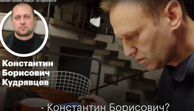 """""""Как заколдованный тайны выдает"""". Что думают в совете при ФСБ о звонке Навального """"отравителю"""""""