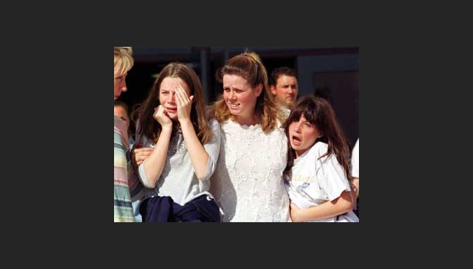 Очередной захват заложников в американской школе