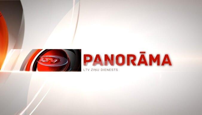LTV raidījums 'Panorāma' maina savu desmitgadēs ierasto darbalaiku