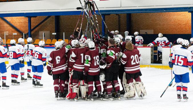 Valmiera un Jelgava uzņems starptautiskus hokeja turnīrus jauniešiem