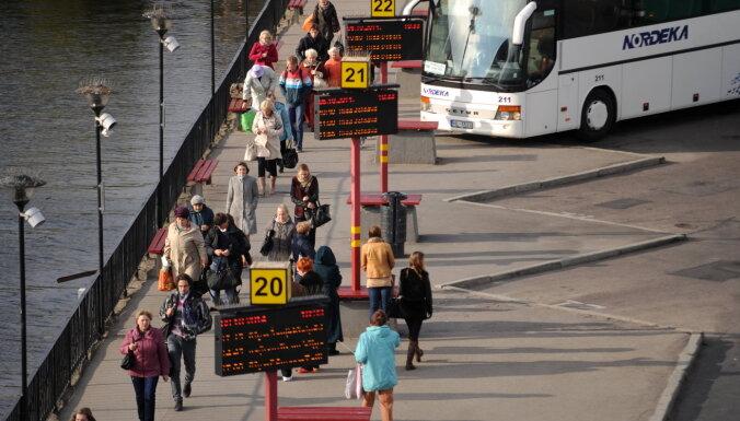 Noteikti uzvarētāji konkursā par sabiedriskā transporta pakalpojumu nodrošināšanu līdz 2021. gada decembrim