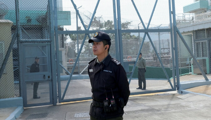 Austrālijas un Ķīnas starpā aug spriedze austrālietim piespriesta nāvessoda dēļ