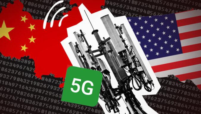ASV brīdinājumu nesadarboties ar 'Huawei' Eiropā pagaidām nesadzird, tostarp Latvijā