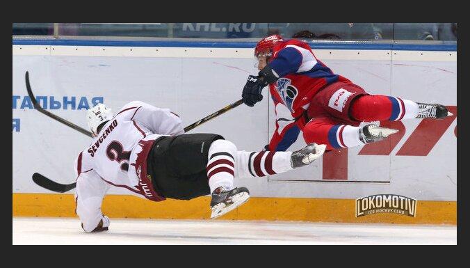 Lokomotiv - Dinamo Riga