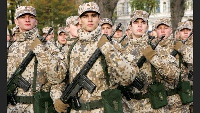 Iedzīvotāji visvairāk uzticas armijai, bet vismazāk - politiskajām partijām