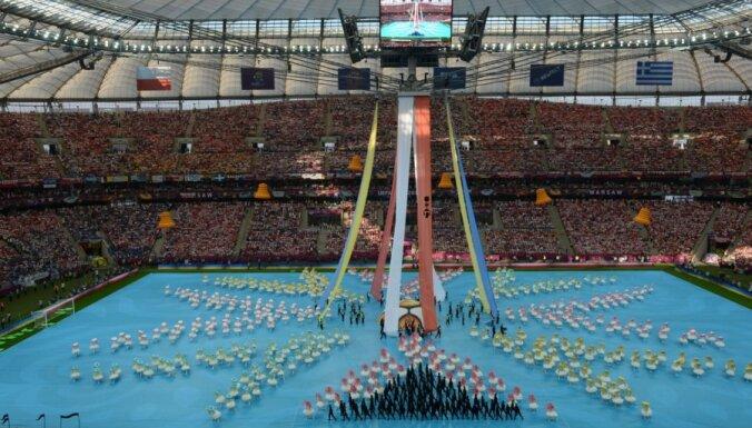 Достижение россиян, драма греков и красочное открытие ЕВРО