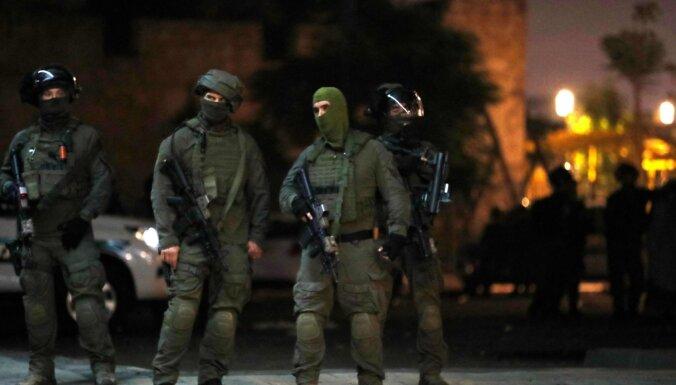 Израиль бомбил систему тоннелей ХАМАС в секторе Газа