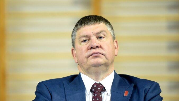 Kalvītis pēc pārvēlēšanas: Latvijas hokejam priekšā ir grūti laiki