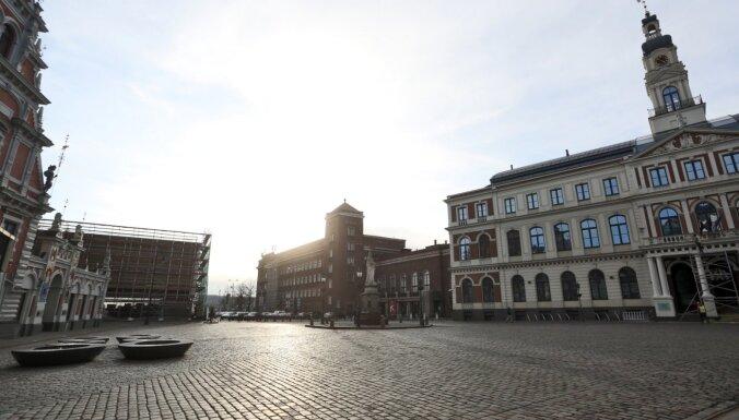 Rīgas domes ārkārtas vēlēšanas; reitingi