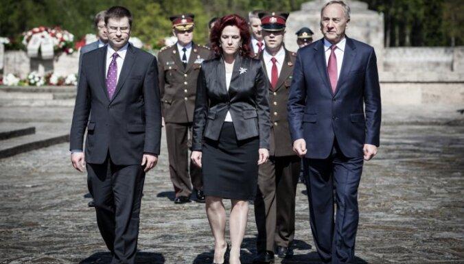 Premjera izvēle - Spēka cīņa starp 'Vienotību' un prezidentu, uzskata Kreituse