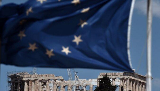 Дипломаты: еврогруппа одобрила третий пакет финансовой помощи Греции