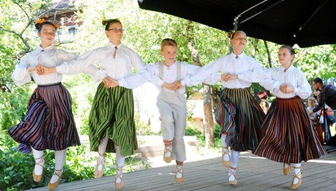 Dziesmu un deju svētku pasākumi, kurus var apmeklēt par baltu velti