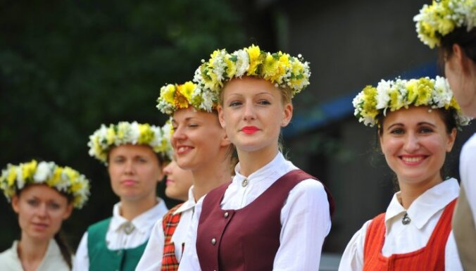 Pasauli sajūsmina oriģināli fakti par Latviju