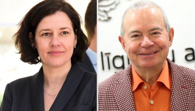 Reizniece-Ozola aicina Lembergu 'uzreiz un pavisam' aiziet no politikas