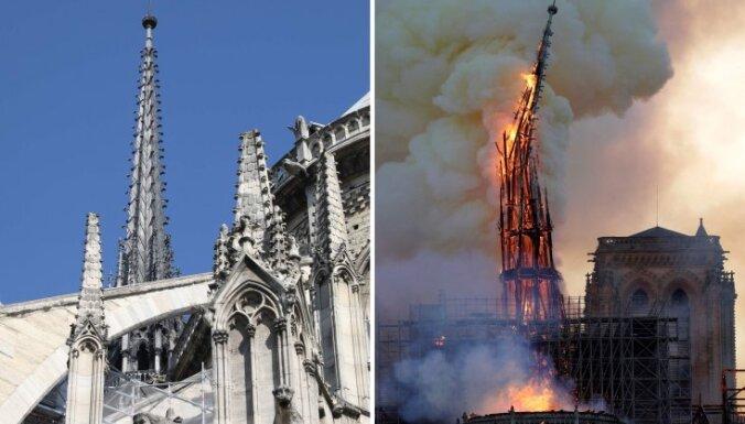 В парижском Нотр-Даме впервые за 200 лет не будет рождественской мессы